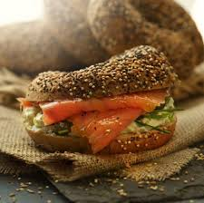 You can serve smoked salmon on cucumber rounds, with crusty bread, and by itself as an appetizer. 10 High Protein Breakfasts That Don T Involve Eggs