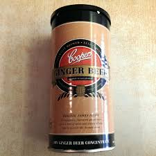 coopers ginger beer