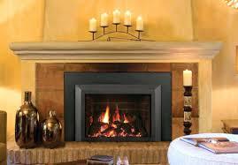 gas starter fireplace key wood burning installation