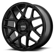 5x110 Bolt Pattern Beauteous KMC Wheels KM48 48x4848 Wheel With 48x48 Bolt Pattern Satin Black