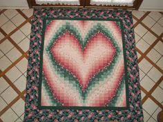 Free Bargello Heart Quilt Pattern | Bargello Heart !!! | Projects ... & Free Bargello Heart Quilt Pattern | All TimeThe 30 Greatest Dubstep Songs  of All Time Adamdwight.com