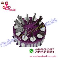 Blueberry Cake Price In Kerala Ocd India Online Cake Delivery