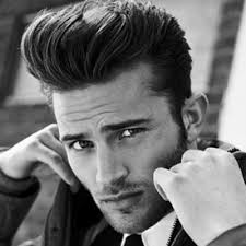 Medium Length Mens Hairstyles 35 Wonderful How To Get The Pompadour Haircut The Idle Man