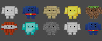 The latest versions of minecraft pe (starting from 1.5) have stopped supporting 4d and do not allow playing with such skins on servers. New Minecraft Pocket Edition Bedrock Custom 4d Skins Version 1 5 Minecraft Skins Mcbedrock Forum