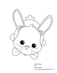Small Picture Baby Rabbit Coloring Pages FunyColoring