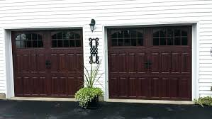 how much does a single car garage door cost how much does a door cost large