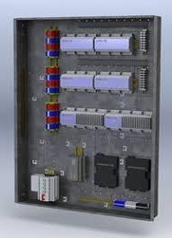 lutron homeworks hard wired lighting control panel this is where lutron qs panel lutronqspanel