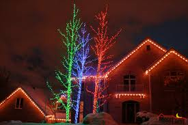 Led Red Green White Christmas Lights Moon Light Holiday Lighting Green Blue Red Led Mini