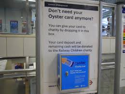 Oyster Card Vending Machine Classy London Oyster Card Refund Heathrow Ziesiteco