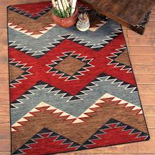 native american themed area rugs rug designs