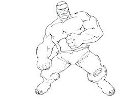Exclusive Inspiration The Hulk Coloring Pages Free Incredible G