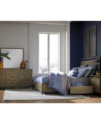 Calvin Klein Bedroom Furniture Gatlin Storage Bedroom Furniture Collection Only At Macys