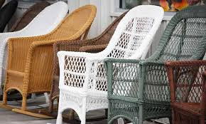 cleaning outdoor wicker furniture house