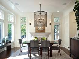 modern crystal chandelier dining room modern crystal chandelier dining room traditional with bay window city home
