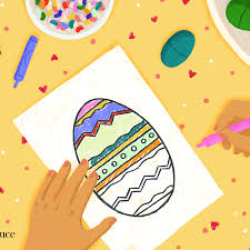This detailed illustration would be ideal for older children or even adults. 20 Best Places For Easter Coloring Pages For The Kids
