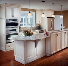 Bianco Romano Granite Kitchen Beautiful Natural Cherry Kitchen Amidst Subway Tile Next To