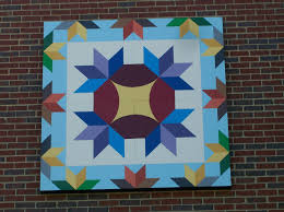 "Quilt Block Installed On Marion Elementary School – ""Hands All ... & The ... Adamdwight.com"