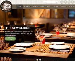 Wp Restaurant Themes 29 Premium Food Restaurant Wordpress Themes Bittbox