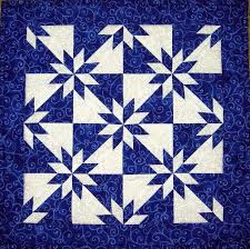 Quilt Blocks for Beginners | Color Block Pattern – Catalog of ... & Quilt Patterns, Two Color Quilts, Star Quilts, Quilt Blocks, Hunters Adamdwight.com