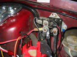 fox mustang msd 6al install ford muscle forums ford muscle since the ground wire from the battery went straight to the engine block and the ground wire on the msd box was a little short i didn t lengthen it because