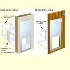doggie door installation cost medium size of door installation cost instructions high pet door installation