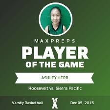 Ashley Herr's (Fresno, CA) Awards | MaxPreps