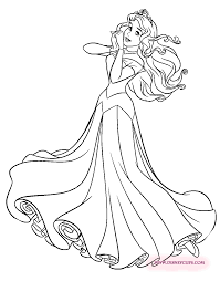 Small Picture Sleeping Beauty Coloring Pages 3 Disney Coloring Book