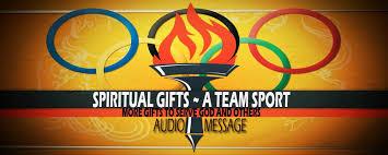 spiritual gifts olympics sermon