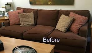brown leather sofa color restoration furniture in colors conditioner