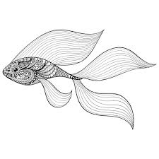 Small Picture Free Printable Goldfish Coloring Page KidsPressMagazinecom