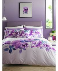 lipsy london translucent bloom king size duvet cover set