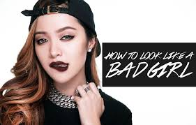 how to look like a bad