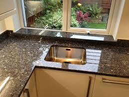 Granite Kitchen Worktop Blue Pearl Granite Worktops Installed Spm Granite