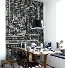 office wallpaper ideas. Home Office Wallpaper Ideas For Shining F