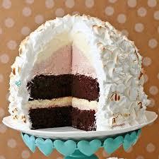 chocolate cake with vanilla ice cream. Brilliant Cake SugaryWinzy Baked Alaska Strawberry Ice Cream Chocolate Cake To With Vanilla _