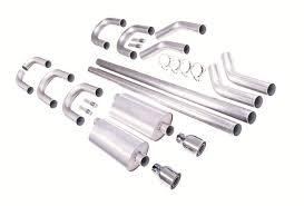 2½ custom diy exhaust kit