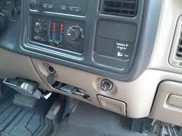 2005 Silverado Heater Control Lights 05 Silverado Drivers Side Heater Problem Chevrolet Forum