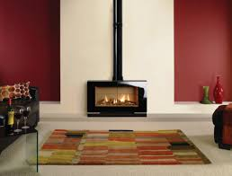 image of best modern gas fireplace stove designs ideas