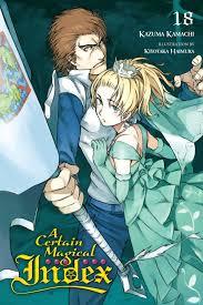Index Light Novel A Certain Magical Index Vol 18 Light Novel Ebook By Kazuma Kamachi Rakuten Kobo