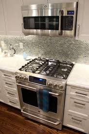 ge cafe range. GE Cafe 30 Gas Range And Microwave. Wed Want The Dual-fuel That Kitchen Ge