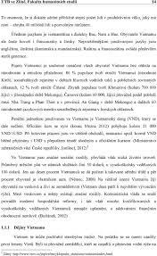 Péče O Klienty Vietnamského Etnika V českých Nemocnicích Markéta
