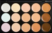 special professional 15 colors concealer face cream care camouflage makeup palettes cosmetic