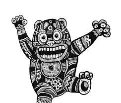 ic book drawings cute monsters