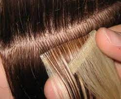 skin weft seamles hair extension