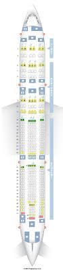 A343 Jet Seating Chart Seatguru Seat Map Emirates Airbus A340 300 343 Emirates