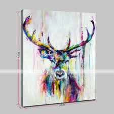 Wall Art Paintings For Living Room Cheap Animal Paintings Online Animal Paintings For 2017