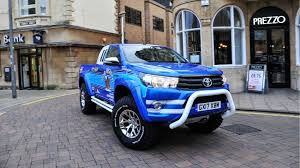 Toyota Hilux Bruiser (2017) review by CAR Magazine