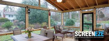 screened in deck. Benefits Of A Screened In Deck Area On Your Home N