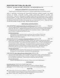 Finance Resume Objective Unique 11 New S It Graduate Resume Sample