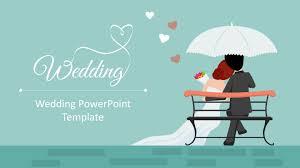 Wedding Powerpoint Template Free Wedding Slideshow Ppt Under Fontanacountryinn Com